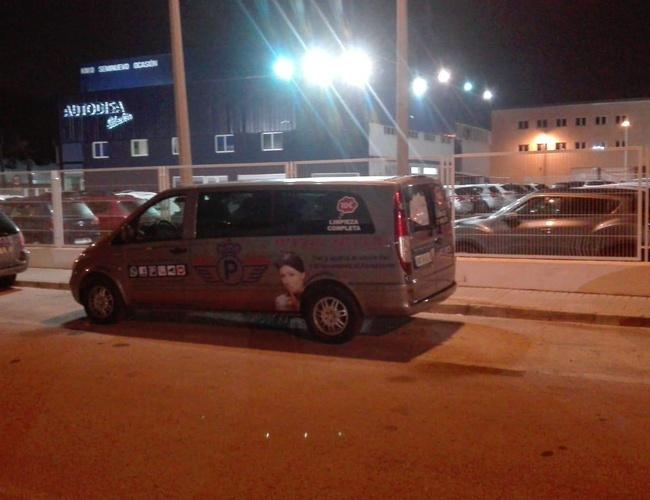 zdjęcie King Parking parking Valencia