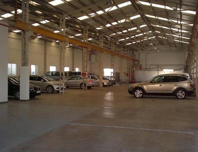 zdjęcie Malaga Airport Parking parking Malaga