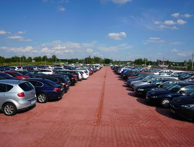 zdjęcie MEGA Parking parking Pyrzowice