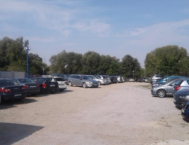 zdjęcie Jula parking Wroclaw