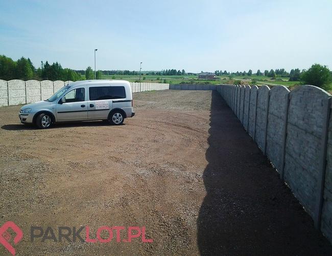 zdjęcie Polonia parking Pyrzowice