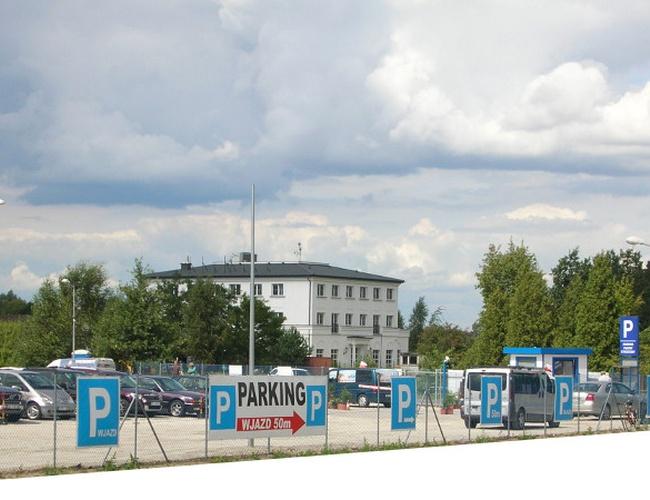 zdjęcie Parking Pod Żyrafą parking Wroclaw