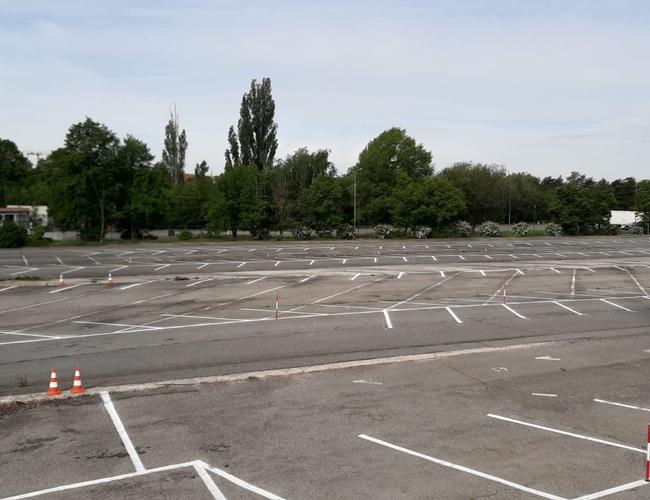 zdjęcie Fixparking parking Praga