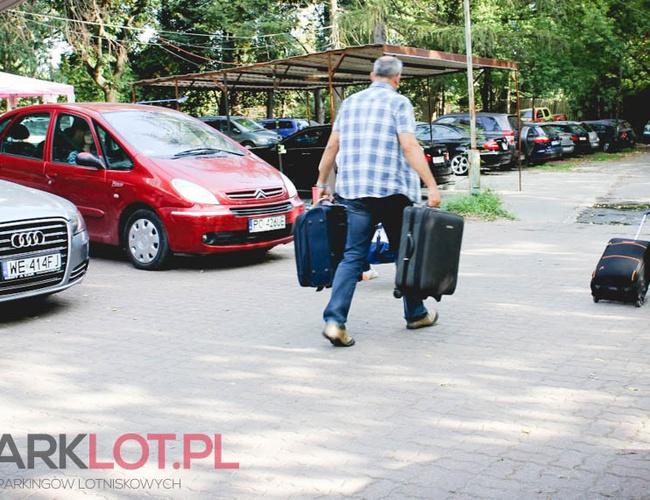 zdjęcie Eurostyle Parking parking Okęcie