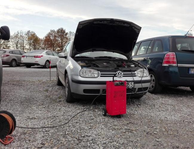 zdjęcie Przy Cargo parking Wrocław