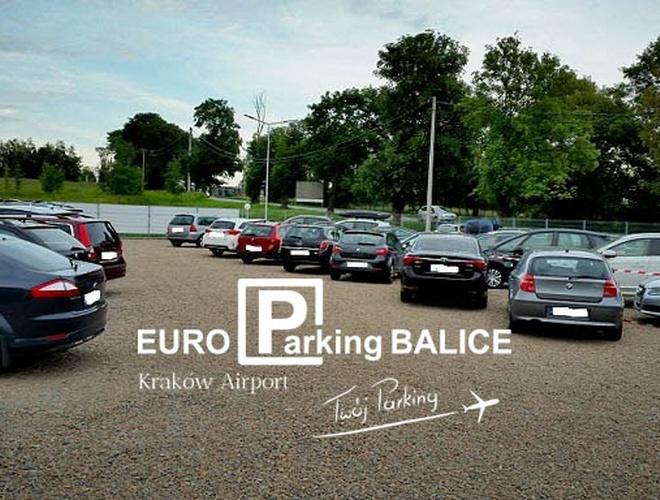 zdjęcie EURO Parking parking Балице