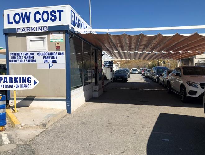 zdjęcie Low Cost Parking parking Malaga