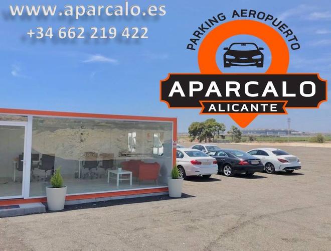 zdjęcie Aparcalo parking Alicante