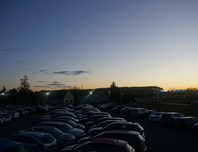 zdjęcie AnnParkBalice24 parking Balice