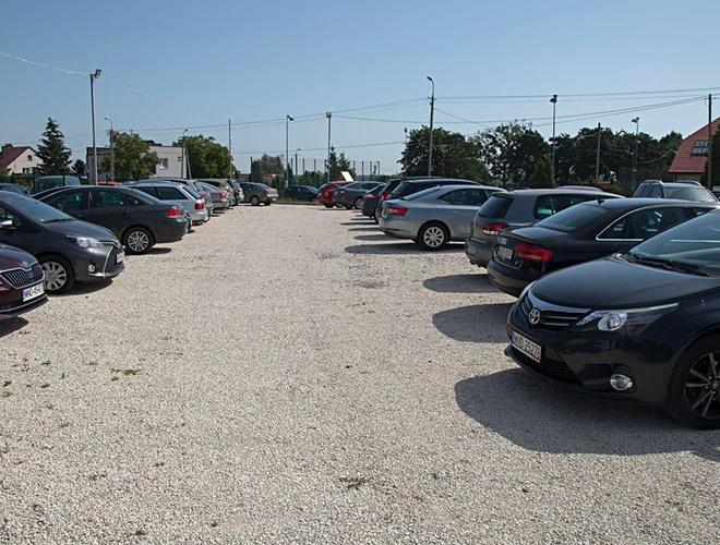 zdjęcie Parking VIP parking Modlin