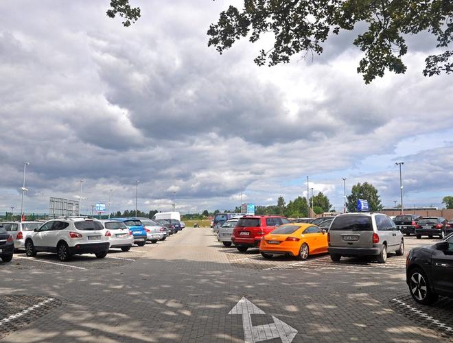 zdjęcie Bastian parking Гданьска