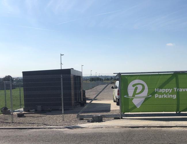 zdjęcie Happy Parking parking Pyrzowice
