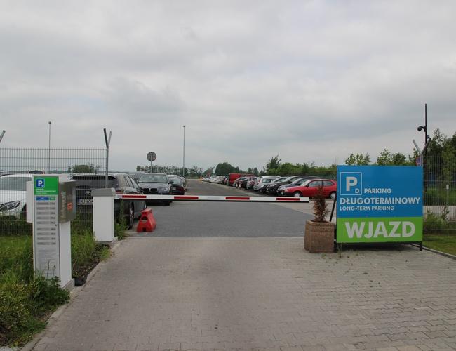 zdjęcie Oficjalny Parking Lotnisko parking Wrocław